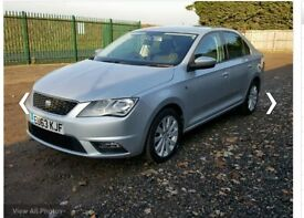 Seat Toledo ready for taxi in London