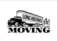 Long distance truck leaves at the end of the month to NB/QC/ON