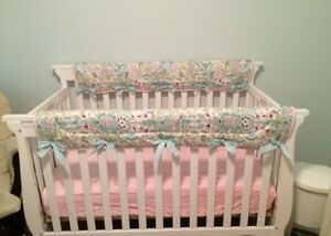 Baby Crib plus mattress with protector