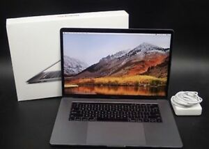 "2017 MacBook Pro 15"" 2.9ghz/16gb/512gb"