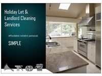 End of Tenancy Landlord & Holiday Let Cleaning