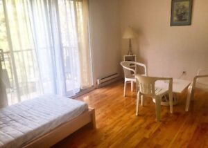 ''Furnished room for rent NDG''