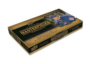 2014-15 Upper Deck MasterPieces Hockey Trading Cards Hobby Box Kitchener / Waterloo Kitchener Area image 1