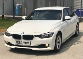 2013 BMW 3 Series 2,0 320d EfficientDynamics 5dr automatic
