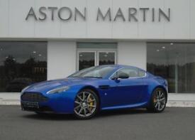 2014 Aston Martin V8 Vantage 2dr Sportshift (420) Automatic Petrol Coupe