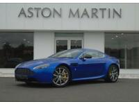 2014 Aston Martin V8 Vantage 2dr Sportshift (420) Automatic Petrol Coupe
