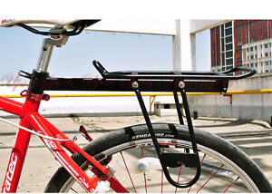 Bicycle-Bike-Seatpost-Quick-Release-Alloy-Rear-Rack-Carrier-Pannier-Side-Protect