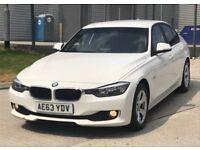 2013 BMW 3 Series 2,0 320d EfficientDynamics 5dr automatic