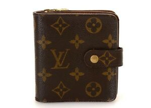 Portefeuille Louis Vuitton authentique