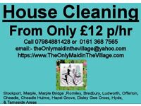 PLEASE, LET US CLEAN YOUR HOME FOR YOU | Domestic House Cleaning Services. Please give Us a Try!