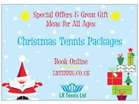 Tennis Lessons for Christmas