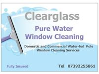 Window cleaning round Wanted in the Yorkshire area WFP anything considered
