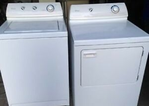 Maytag Performa Washer and Gas Dryer Pair