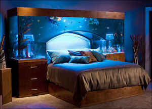Fish tanks fishbowls aquariums ebay for Cheap big fish tanks