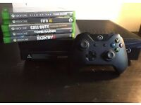 Microsoft Xbox One 500GB Console and Games Bundle