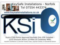 KeySafe Installations - Norfolk Trusted Trader
