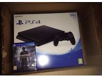 PlayStation 4 slim new plus game