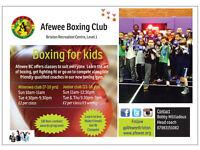 Kids Boxing Club - Brixton, London