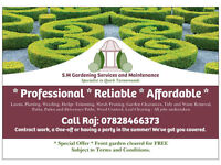 PROFESSIONAL RELIABLE TEAM FOR GARDENING, LANDSCAPING, CLEARANCES * WILL BEAT ANY QUOTE GUARANTEED!
