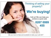 Are you looking to sell your property? We are interested in buying