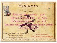 Handy man ,property maintenance