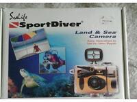 Brand new sea life underwater 35mm camera