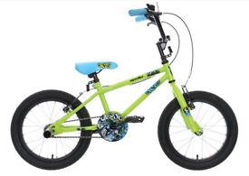 "Apollo Ace Kids Bike (16"") - Never Used"