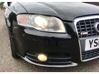 Audi A4 3.0 TDI Quattro S Line Auto
