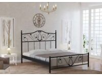 METAL FRAME -DOUBLE BED BASE NEW DESIGN
