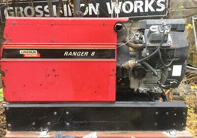 Lincoln Electric Ranger 8 Welder