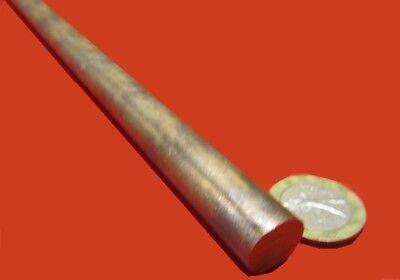 936 Bronze Rod 12 Dia. X 13.0 Inch Length 1 Pc