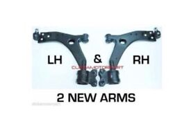 Ford Focus MK2 Front Suspension Arms