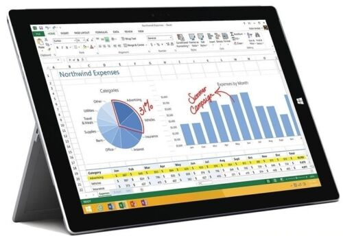 Microsoft Surface Pro 3 WIFI 64GB 128GB 256GB 512GB