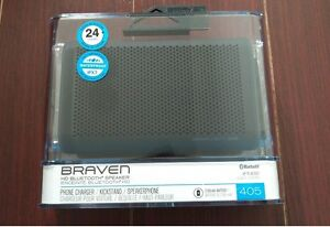 Braven 405 Waterproof Bluetooth Speaker (BrandNew)