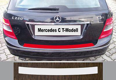 Ladekantenschutz transparent Mercedes C-Klasse, T-Modell, S204 Kombi, 2007-2014