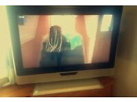 "Bush 26"" HD Ready TV FreeView"