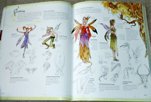 Dreamscapes: Magical Angel, Faery & Mermaid Worlds In Watercolor Kitchener / Waterloo Kitchener Area image 10