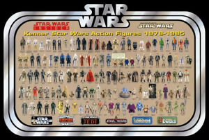 WTB: Vintage Star Wars, Black Hole etc. toys, action figures