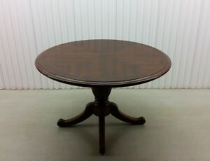 Bombay Pedestal Table