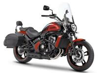 KAWASAKI EN650 VULCAN LIGHT TOURER MOTORCYCLE