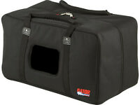 2 x Gator Cases GPA 450 515 Speaker Carry Bags for Mackie , JBL , and Other. / Brand New !