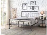 Flintshire Furniture Cilcain Metal Bed Frame