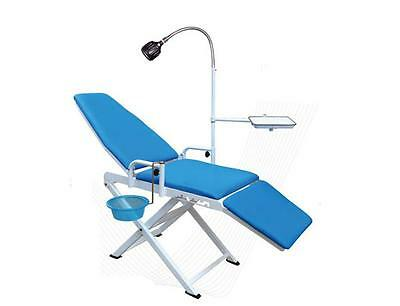 Portable Folding Dental Chair Cuspidor Tray Mobile Equipment Lyc9601-2