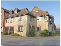 One bedroom flat centre of March available 1 September