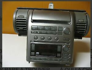 Radio dvd infinity g35 and speakers bose