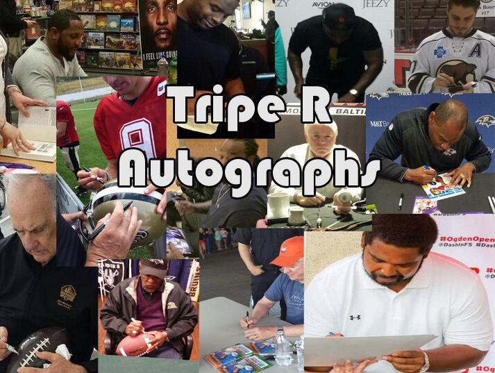 Triple R Autographs