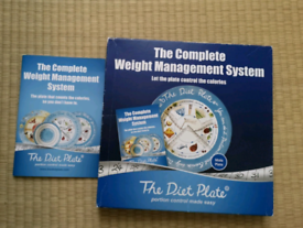 The diet plate/ Male version New (never used)