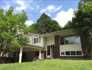 Large 3 Bedroom Apartment for rent 54 Cardil Crescent Waterloo