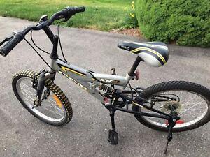 CCM XR2 bike