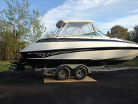 1997 Crownline 266 with 7.4 litre Mercruiser engine